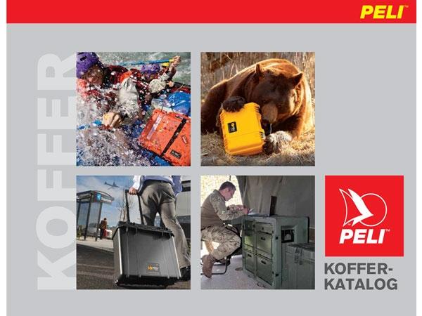Peli Cases Katalog 2015