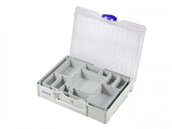 Systainer3 Organizer M89 con 11 inserti-box
