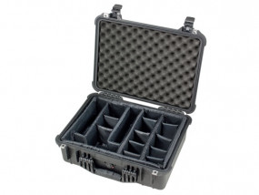 Peli Case 1520 with divider set