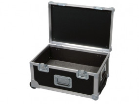 Flight Case Pack Case 2 mit Trolley