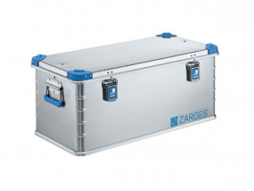 Aluminiumbox Eurobox 81l