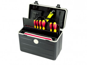 Notebook Tool Case LapTool with Trolley