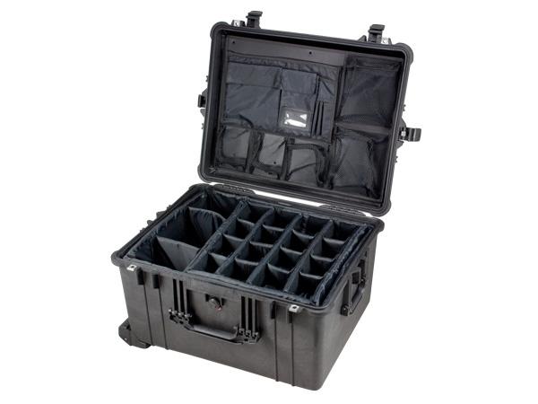 Peli Case 1620 Trennwand-Set+Deckeleinlage