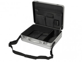 Vollaluminium-Attachekoffer TOPcase V Notebook