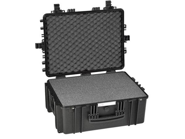 GT Explorer Case 05325.B with foam