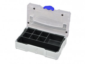 Mini-Systainer T-Loc I Universal with transparent lid
