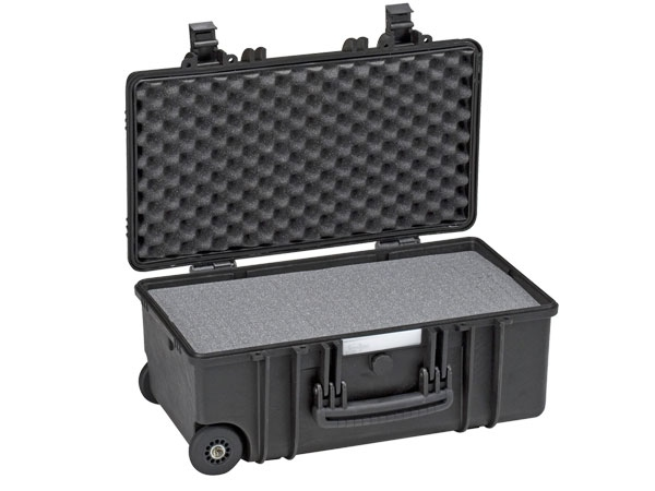 GT Explorer Case 05122.B con schiuma