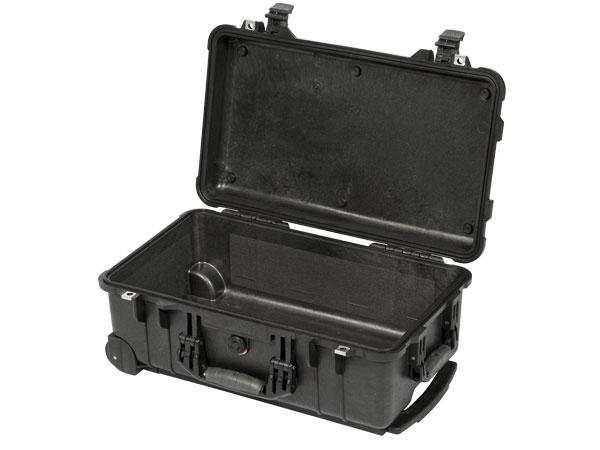 Peli Case 1510 leer schwarz