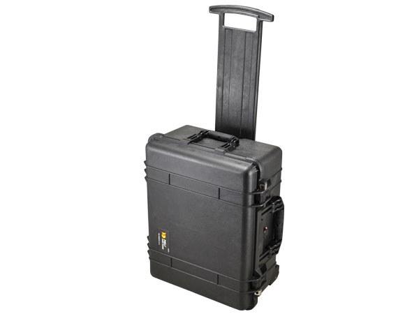 Peli Case 1560 LFC mit Schaumstoff und Laptop-Hülle