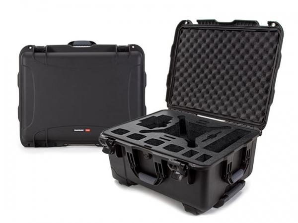 Nanuk Case 950 mit Schaumstoffeinlage schwarz für Drohne Phantom 4
