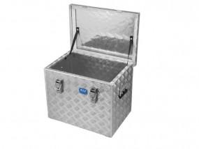 Caja de aluminio placa antiderrapante R70 l