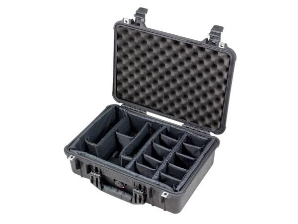Peli Case 1500 avec kit séparateurs