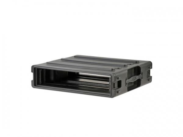 "SKB Roto Rack Case 19"" 2HE"