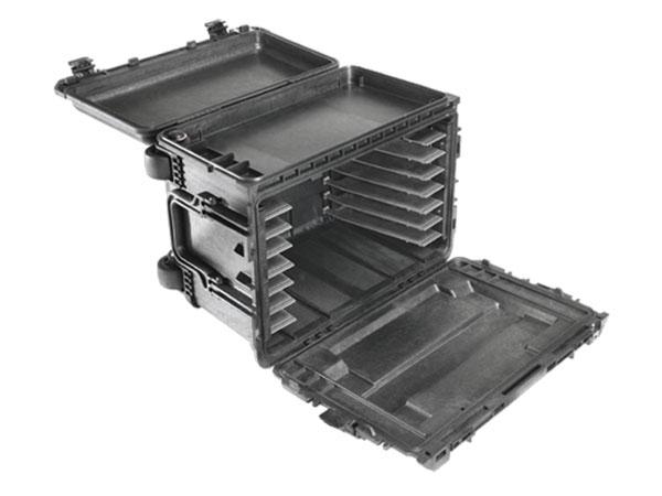 Peli Case 0450 valigia per utensili senza cassetti