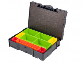 Boxes-Systainer I T-Loc with 9 compartments