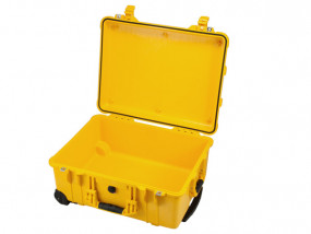 Peli Case 1560 empty yellow