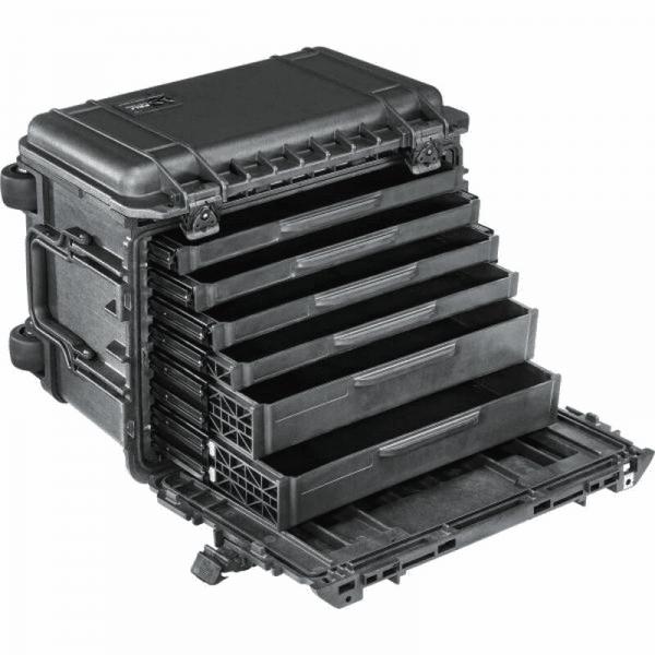 Peli Case 0450 GEN2 Werkzeugkoffer 6 Schubladen