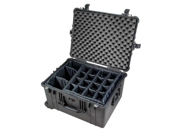 Peli Case 1620 mit Trennwand-Set