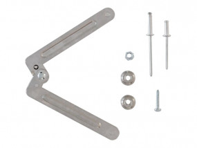 Replacement hinge for GT Turtle, Rock