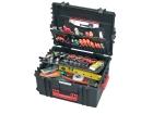 Werkzeug-Schutzkoffer PARAPRO II-TP mit Trolley flugtauglich