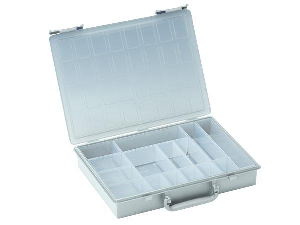 Rack-Box mit 15 Boxen für Rack-Systainer IV