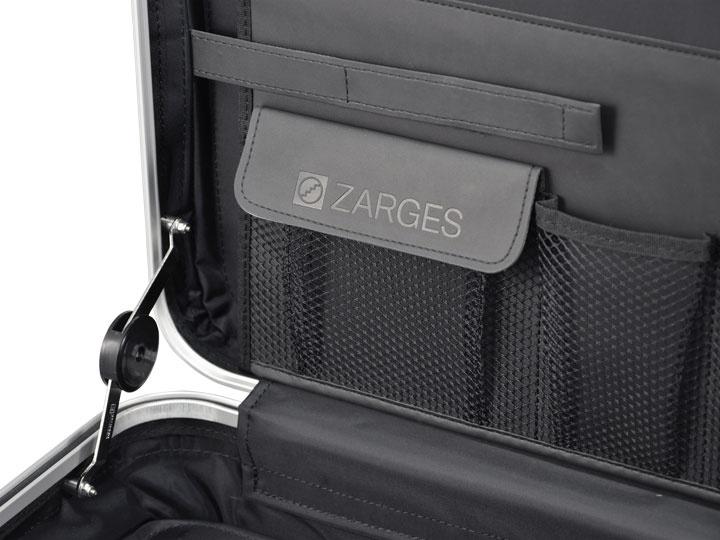 ZARGES Aluminium-Attachékoffer K411 24 l