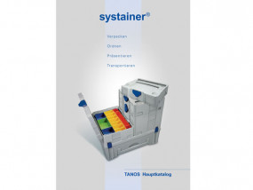 Tanos Systainer Catalogue 2015