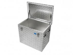 Aluminium-Riffelblechbox R234 l