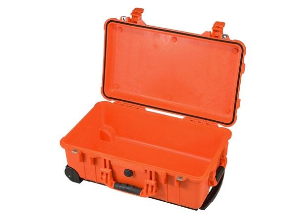 Peli Case 1510 leer orange