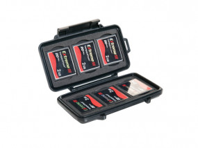 Peli Micro Case 0945 Flash Card Memory Card Case