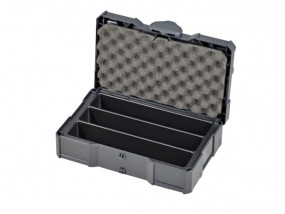 Mini-Systainer T-Loc I with 3-compartments-tray