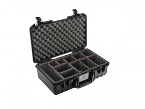 Peli Air Case 1525 nero Trekpak