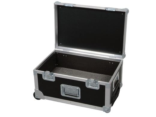 Flight Case Pack Case 2 mit Trolley