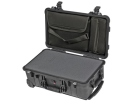Peli Case 1510 LFC with foam and laptop sleeve