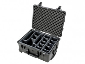 Peli Case 1560 with divider set