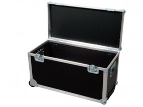 Flight Case Pack Case 4 with trolley