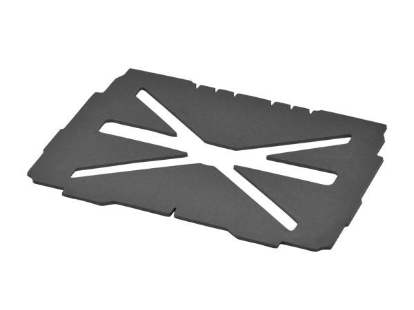 Schiuma con taglio a X Systainer per T-Loc I-V