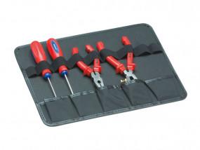 Tool tray single-sided
