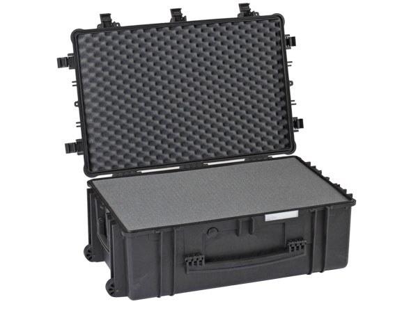 GT Explorer Case 07630.B con espuma