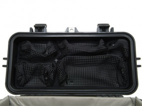 Photo lid organizer for Peli 1430
