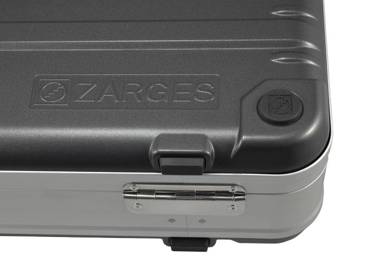 ZARGES Aluminium-Attachékoffer K411 21 l