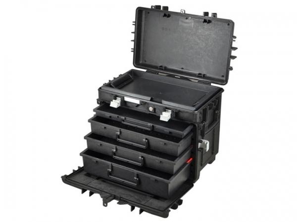 GT Schubladenkoffer ALL.IN.ONE AI1.KT02 mit 4 Schubladen
