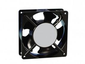 Axial fan in cast metal housing 3HE