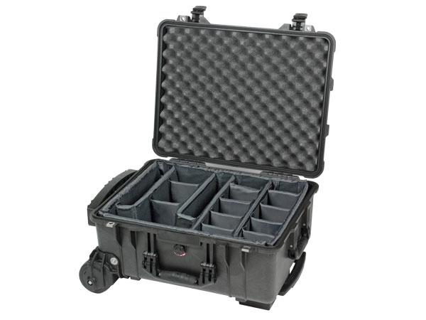 Peli Case 1560M Mobility avec kit séparateurs