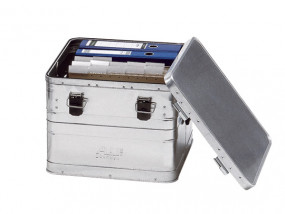 Office-Aluminium Box B-Series 50l