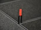 Peli Case 1510 TrekPak-Deckeleinlage schwarz
