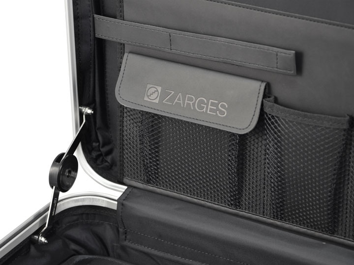ZARGES Aluminium-Attachékoffer K411 56 l