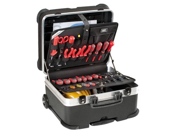Werkzeugkoffer Rock 350 PEL TSA