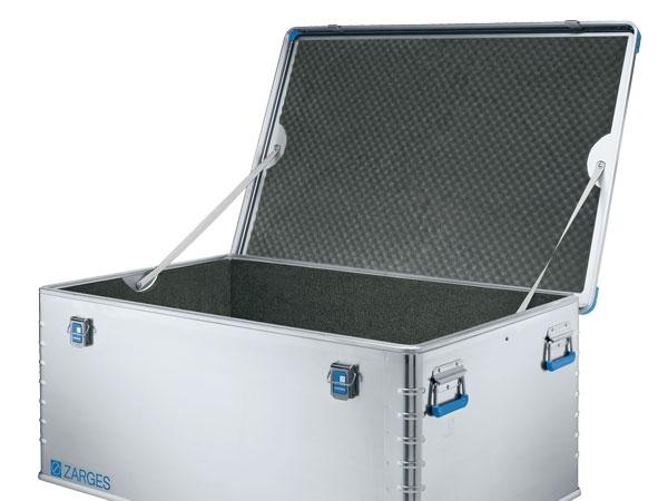 Schaumauskleidung für Aluminiumbox K470 & Eurobox 415l