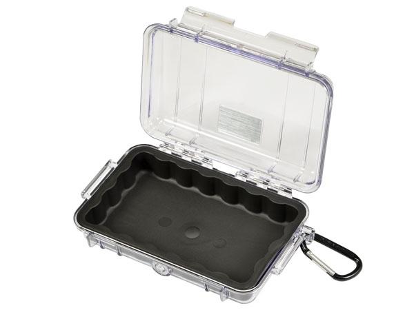 Peli Micro Case 1040 Transparent